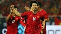Việt Nam đấu UAE: Vì sao Công Phượng có cơ hội đá chính?