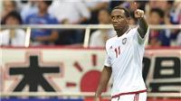 """Việt Nam vs UAE: Đây sẽ là """"sát thủ"""" đáng sợ nhất của UAE"""