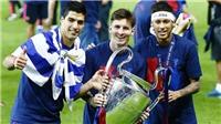 Nhờ Messi, Barca trả lương trọn đời cho mọi cầu thủ từng đoạt cúp châu Âu