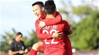 Trực tiếp bóng đá Seagame: U22 Việt Nam vs Indonesia. Xem VTV6, VTV5