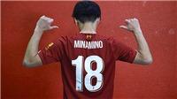 Minamino có thể là nhân tố quan trọng đưa Liverpool đến chức vô địch Premier League