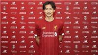 Klopp: 'Minamino thực sự tài năng, có thể tạo ảnh hưởng lập tức ở Liverpool'