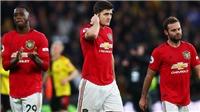 TIẾT LỘ: Phòng thay đồ MU im lặng đến đáng sợ sau trận thua sốc trước Watford