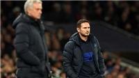 ĐIỂM NHẤN Tottenham 0-2 Chelsea: Lampard 'bắt thóp' Mourinho. Trận đấu xấu xí của Tottenham