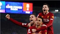 """Leicester 0-4 Liverpool: Thắng thuyết phục, Liverpool """"độc bá"""" trong cuộc đua vô địch"""