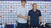 Bóng đá hôm nay 6/12: Thầy Park khẳng định không dùng 'gián điệp'. HLV Campuchia tuyên bố không ngán Việt Nam