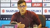 Felix Dalmas: HLV 31 tuổi đưa U22 Campuchia vào bán kết SEA Games là ai?