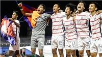 Xem bóng đá trực tiếp VTV6 hôm nay: U22 Myanmar vs Campuchia, Việt Nam vs Indonesia