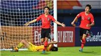 Xem bóng đá trực tiếp VTV6: U23 Úc vs U23 Hàn Quốc