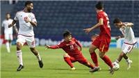 Kết quả U23 Jordan 0-0 U23 Việt Nam: Hòa không bàn thắng, Việt Nam không còn quyền tự quyết