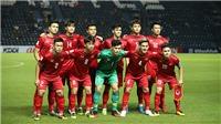Kết quả bóng đá U23 Việt Nam 1-2 U23 Triều Tiên: Tiến Dũng phản lưới, Đình Trọng thẻ đỏ, Việt Nam đành rời giải sớm