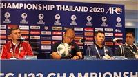 Triều Tiên tự tin đánh bại cả Việt Nam và UAE tại U23 châu Á 2020