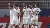 NHẬN ĐỊNH U23 Syria vs U23 Nhật Bản (20h15, 12/1): Đến lúc lấy lại thể diện. VTV5 trực tiếp