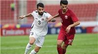 Xem bóng đá TRỰC TIẾP VTV6, VTV5: U-23 Saudi Arabia đấu với U-23 Qatar, VCK U23 châu Á 2020