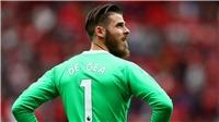 TIẾT LỘ: MU có thể bán De Gea ngay Hè tới, Henderson hoặc Romero thay thế