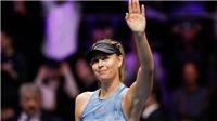 Maria Sharapova giải nghệ: Khép lại một huyền thoại