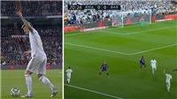 Kroos gây sốt khi 'vẽ đường' để Vinicius chọc thủng lưới Barca