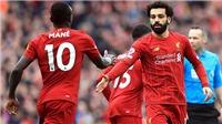 Liverpool 2–1 Bournemouth: Mane và Salah tỏa sáng giúp The Kop lội ngược dòng