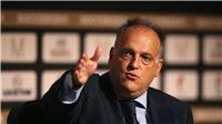 Covid-19: Chủ tịch La Liga tuyên bố có thể hủy bỏ giải đấu trong vài ngày tới