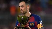 Video chứng minh Sergio Busquets là tiền vệ phòng ngự hay nhất mọi thời đại