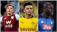 MU sẽ đá với đội hình nào nếu có Sancho, Grealish và Koulibaly?