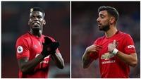 MU: Cựu danh thủ Arsenal ca ngợi Bruno Fernandes, tranh thủ 'đá xoáy' Pogba