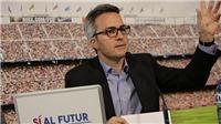 Barcelona: Ứng cử viên chủ tịch Barca dọa CLB sẽ phá sản!