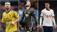 10 cầu thủ Ngoại hạng Anh tụt giá thê thảm nhất ở mùa này