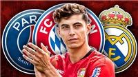 CHUYỂN NHƯỢNG 21/5: MU săn tiền đạo trẻ của Lille. Real sắp ký hợp đồng với Havertz