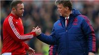 Rooney: 'MU đã phạm sai lầm lớn khi sa thải Van Gaal'