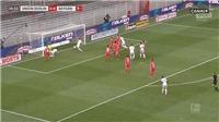 CĐV Bayern nổi giận khi Muller 'cướp' bàn thắng của Gnabry