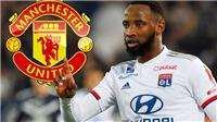 MU tự tin chiêu mộ được Moussa Dembele giá 60 triệu bảng