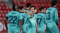 Mallorca 0-4 Barca: Ngày Messi 'xịn' chứng tỏ đẳng cấp trước 'Messi Nhật'