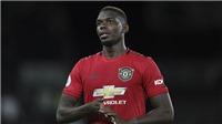 MU: Vì sao Pogba sẽ dự bị ở trận đại chiến với Tottenham?