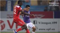 TRỰC TIẾP BÓNG ĐÁ. HAGL vs Nam Định. Trực tiếp bóng đá vòng 4 V-League. VTV6