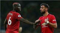 Solskjaer đã tìm ra giải pháp kết hợp Pogba với Fernandes