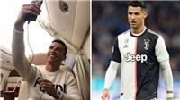 Ronaldo kiếm tiền từ mạng xã hội nhiều hơn lương ở Juventus