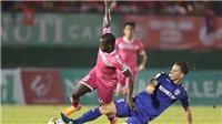Kết quả bóng đá Sài Gòn 0-0 Bình Dương: Bỏ lỡ nhiều cơ hội, Sài Gòn ngậm ngùi chia điểm trên sân nhà