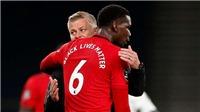 Neville: 'Pogba là cầu thủ đẳng cấp thế giới duy nhất ở MU'