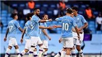 Bóng đá hôm nay 23/6: Man City mở tiệc bàn thắng. Ronaldo ghi bàn trở lại
