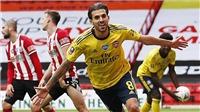 Sheffield 1-2 Arsenal: Ceballos tỏa sáng, Arsenal vào bán kết Cúp FA đầy kịch tính