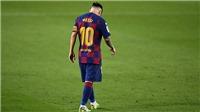 Chán ngấy Barcelona, Messi có thể ra đi vào hè 2021?