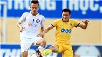 VTV6 trực tiếp bóng đá. HAGL vs Hà Tĩnh. Bóng đá Việt Nam. BĐTV. VTC3