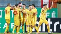 Trực tiếp bóng đá. Nam Định vs Bình Dương. Trực tiếp vòng 11 V-League 2020