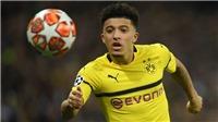 MU:  Gửi  tới Dortmund đề nghị thứ hai hỏi mua Sancho, có thể lên tới 100 triệu bảng