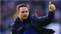 Chelsea: Giành vé dự C1 đã là một thành công vượt ngưỡng cùng Lampard