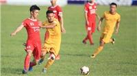 Kết quả bóng đá Viettel 4-0 Hải Phòng: Viettel mở tiệc bàn thắng trên sân Hàng Đẫy