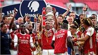 Lộ cảnh Arsenal mở tiệc ăn mừng tưng bừng sau chức vô địch FA Cup