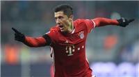 Lyon 0-3 Bayern: Lewandowski là tiền đạo cắm tốt nhất thế giới hiện tại