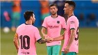 Messi gây sốc với đường chuyền không cần nhìn đồng đội